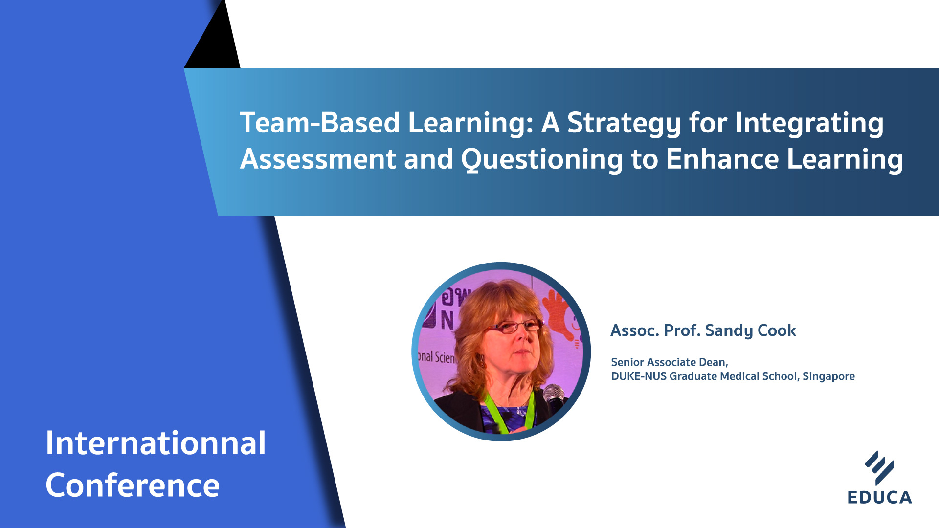Team-Based Learning: A Strategy for Integrating Assessment and Questioning to Enhance Learning