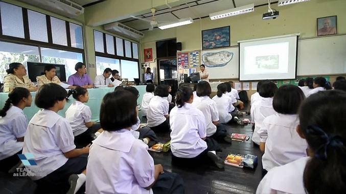 สานต่องานพัฒนาแบบโรงเรียนเป็นฐาน โรงเรียนอุทัยวิทยาคม ตอน 4/4