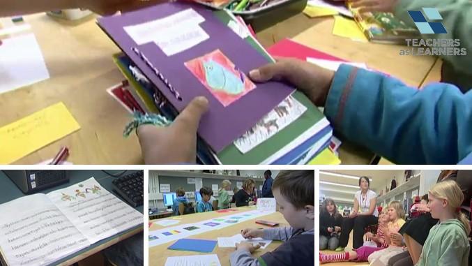 โครงการทำหนังสือสำหรับเด็ก