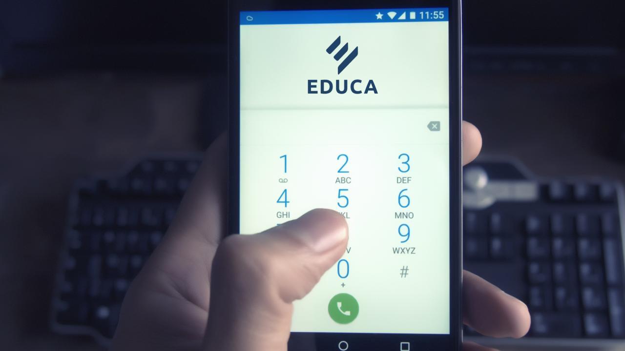 จำรหัสผ่าน เข้าระบบ EDUCA ไม่ได้ ทำอย่างไร