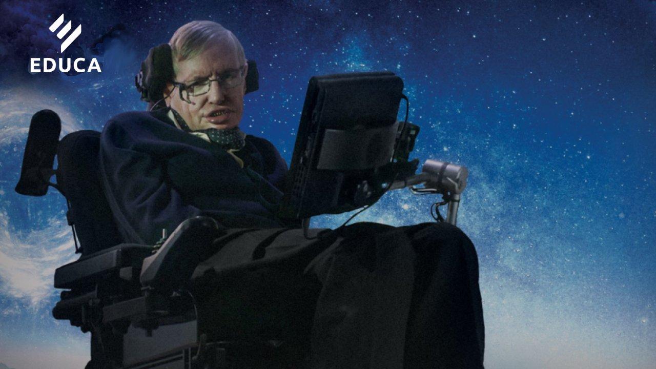 สตีเฟน ฮอว์กิง บทเรียนจากนักฟิสิกส์ระดับโลก ผู้ไม่เคยละทิ้งความหวัง