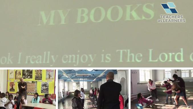 สนุกสนานฝึกทักษะอ่านเขียน-ประถมฯปลาย - Literacy and Enjoyment at KS2