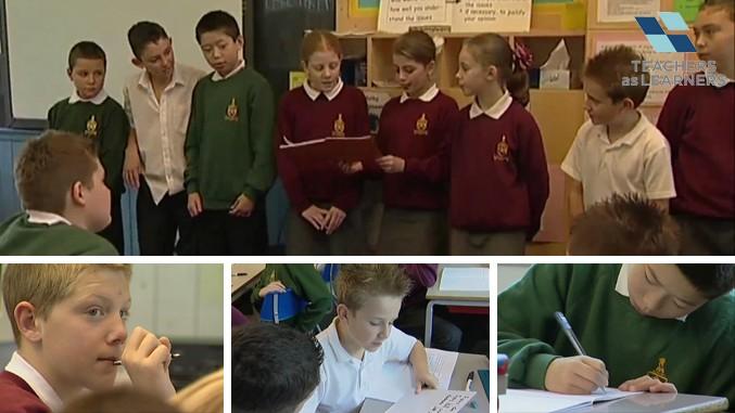 สอนเด็กชายให้ชอบเขียน (ภาษาต่างประเทศ-การรู้หนังสือ) - KS2 Literacy : Boy's Writing