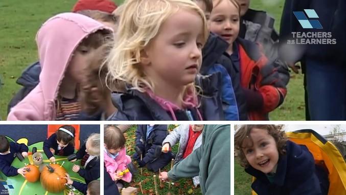 กล้าคิดกล้าทำด้วยกิจกรรมกลางแจ้ง - Early Years : The Outdoor Environment