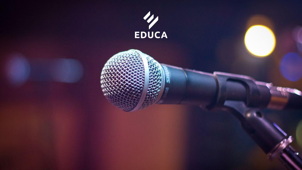 สนใจมาเป็น วิทยากร ในงาน EDUCA