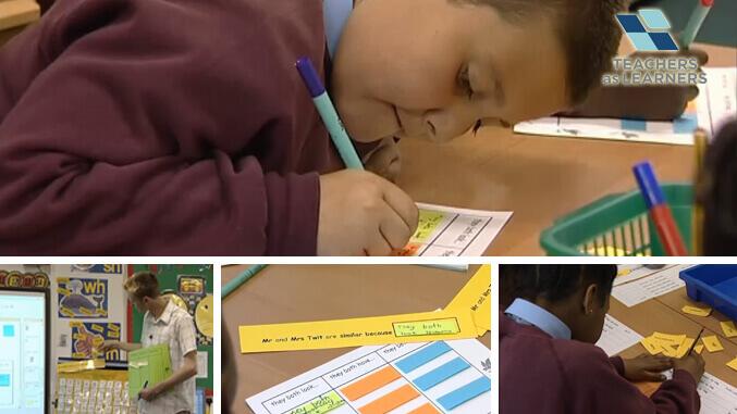 การประเมินเพื่อพัฒนาการเขียน - Managing EAL : Primary Assessing Writing