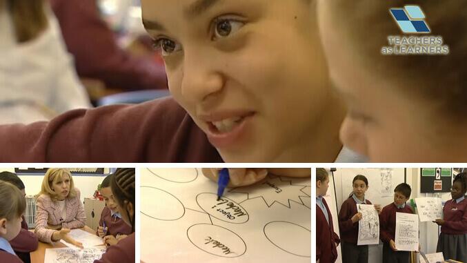 การประเมินเพื่อพัฒนาการพูด - Managing EAL : Primary Assessing Speaking