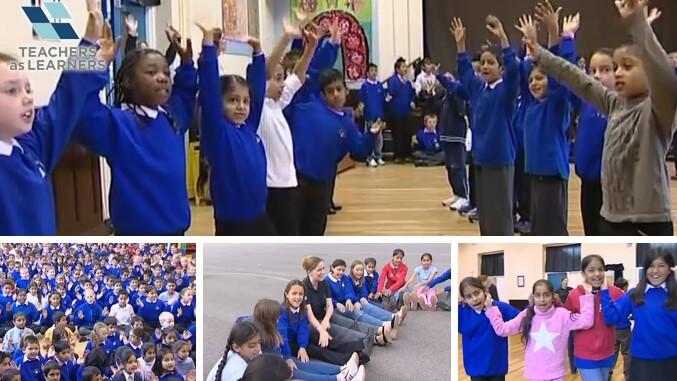 พัฒนาเด็กด้วยเสียงเพลง - Inspirations :The School is Alive