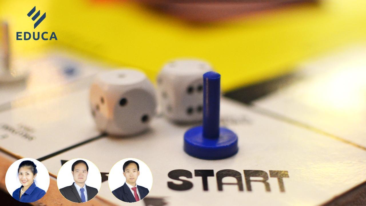 GM Game Maker บริหารเนื้อหา จัดการห้องเรียน ด้วยการสร้างเกมกระดาน