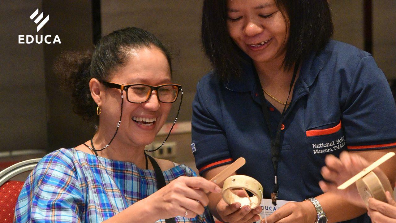 ของเล่นวิทยาศาสตร์ภูมิปัญญาไทย