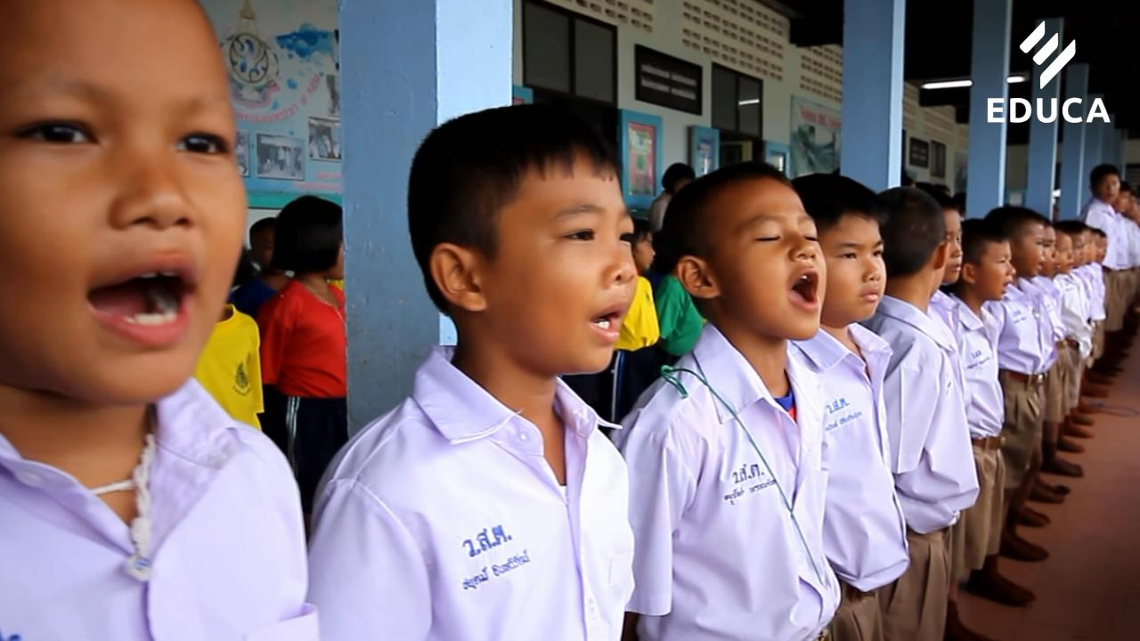 กิจกรรมเสริมสร้างวินัยในตนเองของนักเรียนผ่านชุมชนแห่งการเรียนรู้ทางวิชาชีพ(PLC)