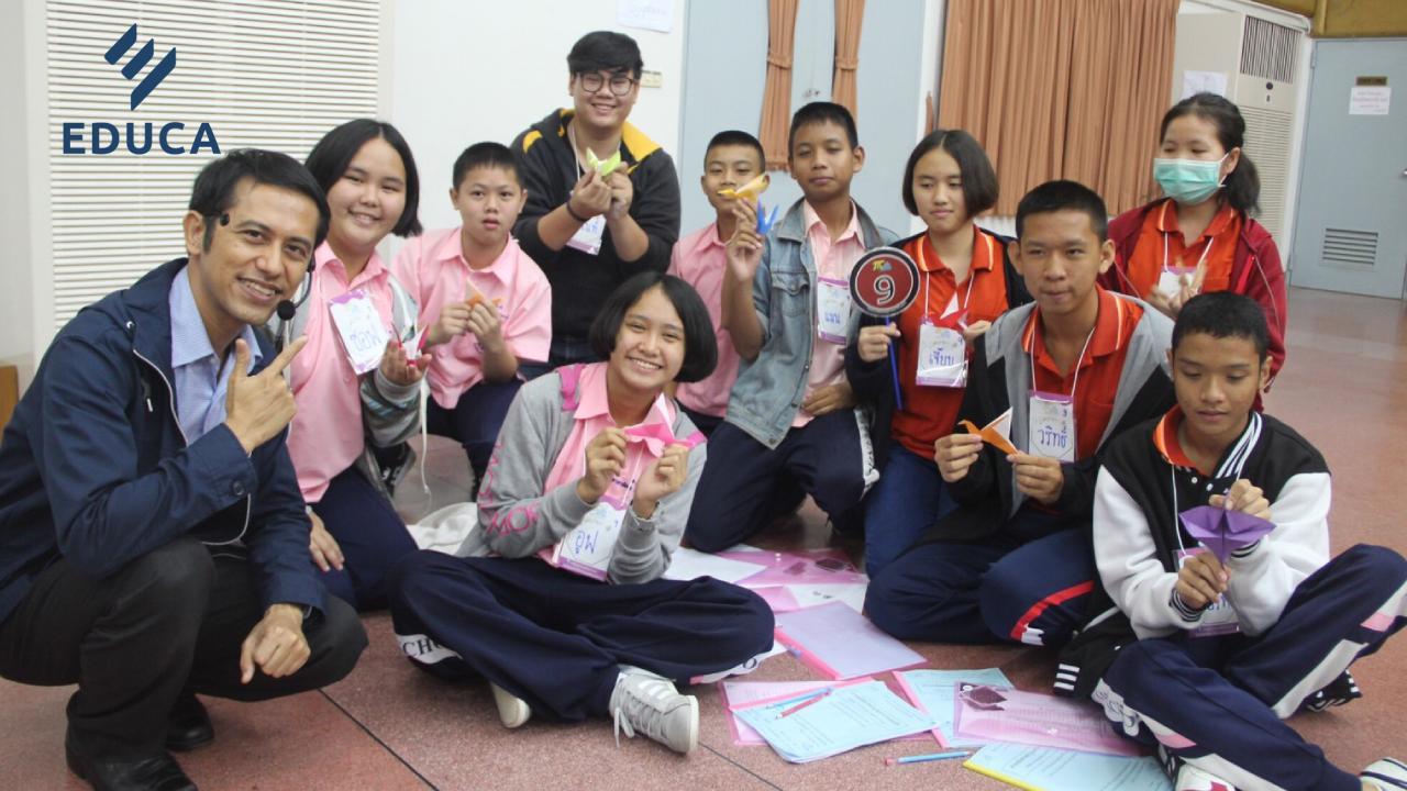 การโค้ชเด็กเพื่อพัฒนาการเรียนรู้และสร้างนวัตกรรม