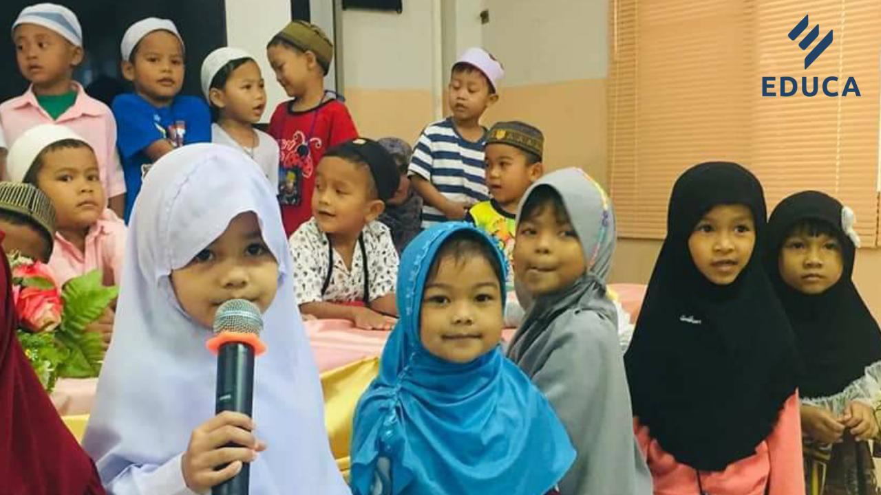 การจัดการเรียนรู้จริยธรรมอิสลาม (อัคลาก) ในสังคมพหุวัฒนธรรม โดยใช้กระบวนการเรียนรู้ชุมชนทางวิชาชีพ
