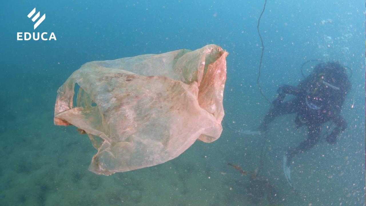 ขยะทะเล และไมโครพลาสติก  เรื่องสิ่งแวดล้อมที่ครูต้องรู้